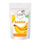 Banán sušený celý BIO 200 g Les Fruits du Paradis