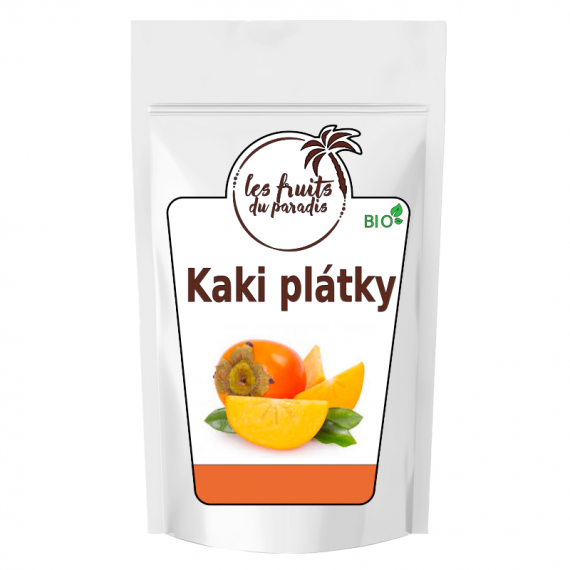 Kaki plátky BIO 1 kg Les Fruits du Paradis