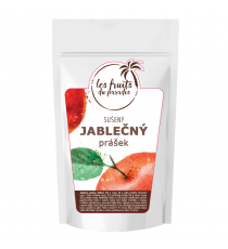 Jablečný prášek kyselý 150 g Les Fruits du Paradis
