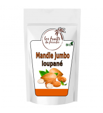 Mandle Jumbo BIO 150 g Les Fruits du Paradis