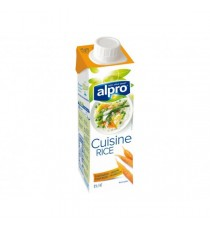 Rice Cuisine - rýžová alternativa ke smetaně 250 ml Alpro