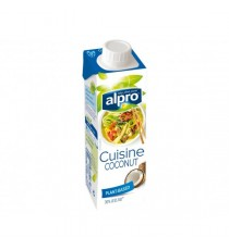 Coconut Cuisine - kokosová alternativa ke smetaně 250 ml Alpro