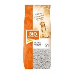 Rýžové vločky BIO 25 kg BIOHARMONIE