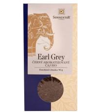 Earl Grey černý sypaný čaj BIO 90 g SONNENTOR