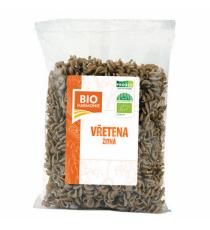 Vřetena žitná celozrnná BIO 400 g BIOHARMONIE