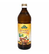 Slunečnicový olej na pečení a smažení BIO 750 ml BIOLINIE