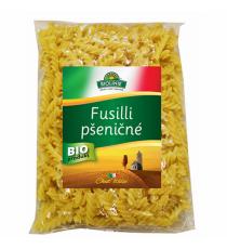 Fusilli pšeničné bílé BIO 500 g BIOLINIE