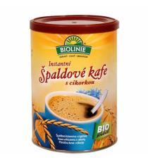 Instantní špaldové kafe s cikorkou BIO 100 g BIOLINIE