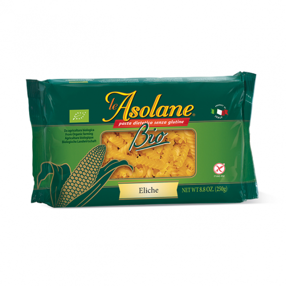 Vřetena kukuřičná (Eliche) BIO 250 g LE ASOLANE