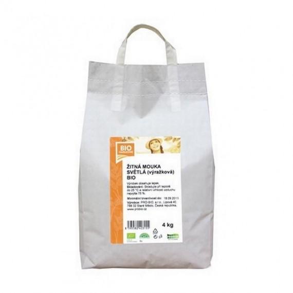 Žitná mouka výražková BIO 4 kg BIOHARMONIE
