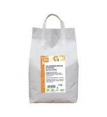 Žitná mouka celozrnná jemně mletá BIO 4 kg BIOHARMONIE