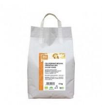Pšeničná mouka celozrnná hrubě mletá BIO 4 kg BIOHARMONIE