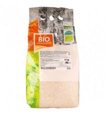 Rýže dlouhozrnná bílá BIO 3 kg BIOHARMONIE