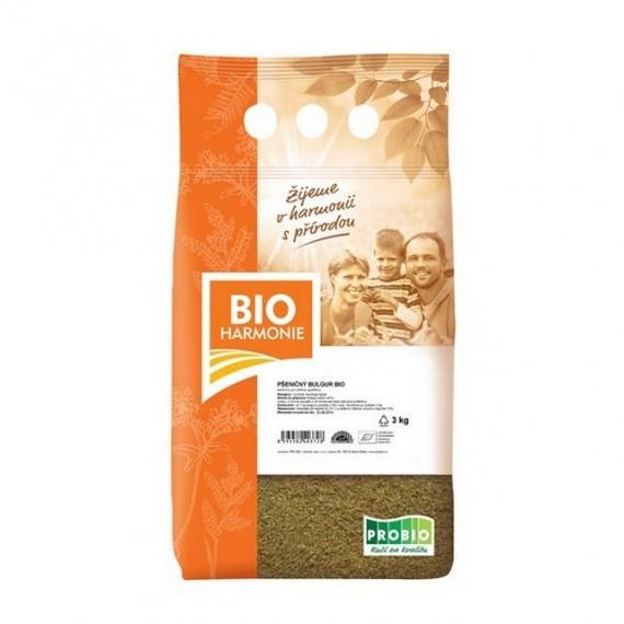 Bulgur pšeničný BIO 3 kg BIOHARMONIE