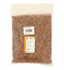 Vřetena pšeničná celozrnná barevná MIX BIO 3 kg BIOHARMONIE