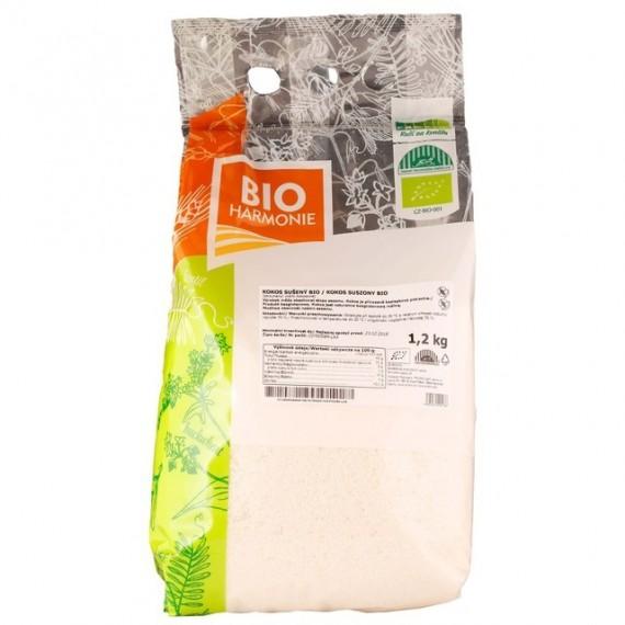 Kokos strouhaný BIO 1,2 kg BIOLINIE