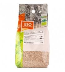 Slunečnicová semena (loupaná) BIO 2 kg BIOHARMONIE