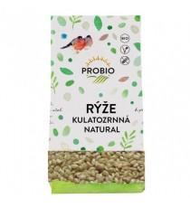 Rýže kulatozrnná natural BIO 500 g PROBIO