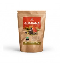 Bio guarana prášek 80g Allnature
