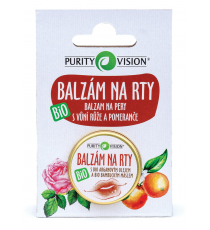 Balzám na rty BIO 12 ml PURITY VISION