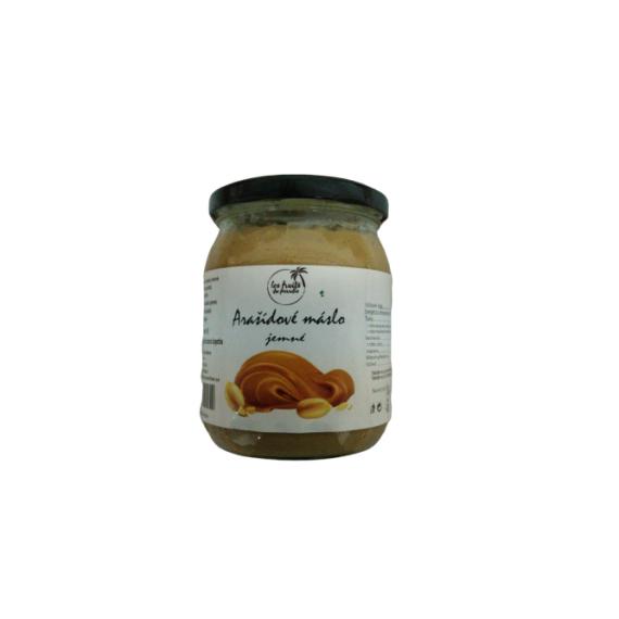 Arašídové máslo SMOOTH 900 g Les Fruits du Paradis