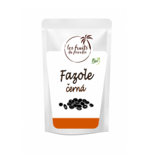 Fazole černá BIO 500 g Les Fruits du Paradis