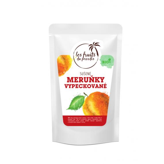 Meruňky BIO 500 g Les Fruits du Paradis