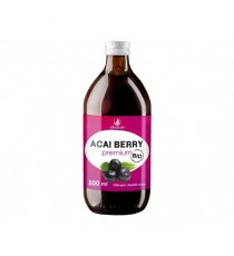 Bio Acai berry 500ml Allnature