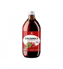 Bio brusinka 500ml Allnature
