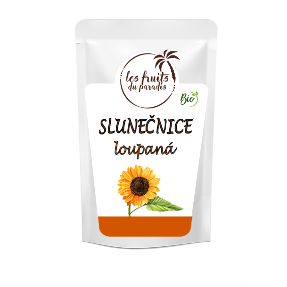 Slunečnicové semínko BIO 200 g Les Fruits du Paradis