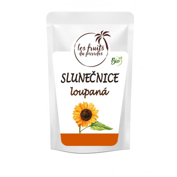 Slunečnicové semínko BIO 500 g Les Fruits du Paradis