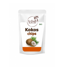 Kokos chips BIO 150 g Les Fruits du Paradis