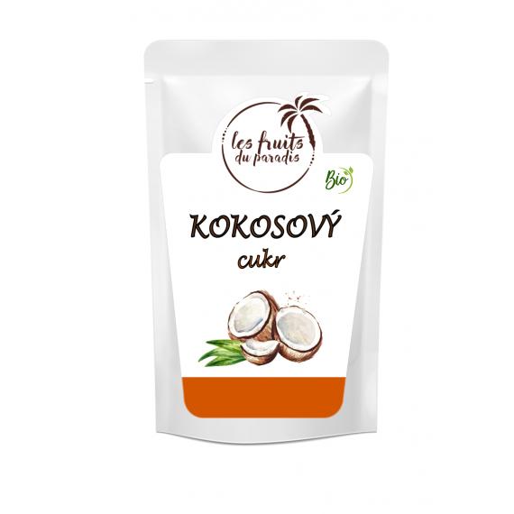 Kokosový cukr BIO 500 g Les Fruits du Paradis