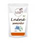 Lněné seminko hnědé BIO 1 kg Les Fruits du Paradis