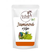 Rýže jasmínová BIO 1kg Les Fruits du Paradis