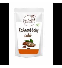 Kakaové boby celé 500 g BIO RAW Les Fruits du Paradis