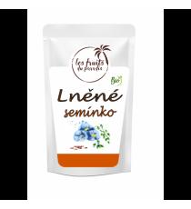 Lněné semínko hnědé BIO 200 g Les Fruits du Paradis