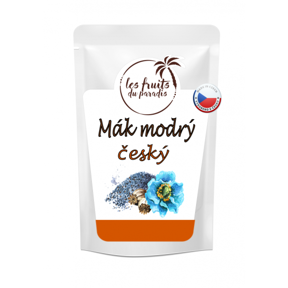 Mák modrý 500 g Les Fruits du Paradis