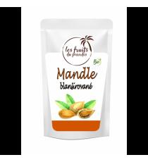 Mandle blanšírované BIO 150 g Les Fruits du Paradis