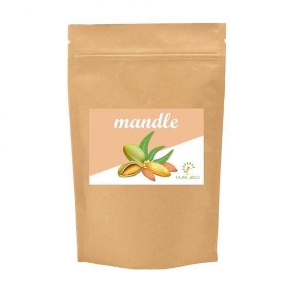 Mandle natural 5 kg FAJNE JIDLO