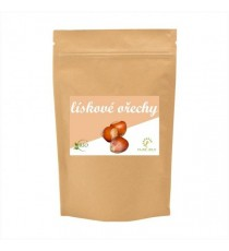 Lískové ořechy BIO 500 g FAJNE JIDLO