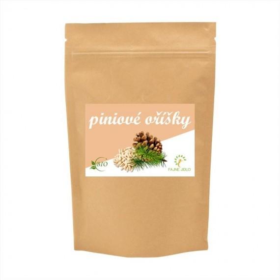 Piniové oříšky BIO 10 kg FAJNE JIDLO