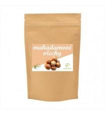 Makadamové ořechy BIO RAW 100 g FAJNE JIDLO