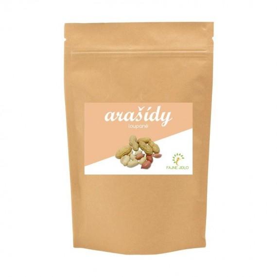Arašídy nepražené 5 kg FAJNE JIDLO