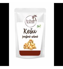 Kešu ořechy pražené solené BIO 100 g Les Fruits du Paradis