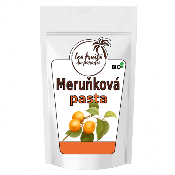 Meruňková pasta BIO 3 kg Les Fruits du Paradis