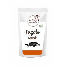 Fazole černá BIO 3 kg Les Fruits du Paradis