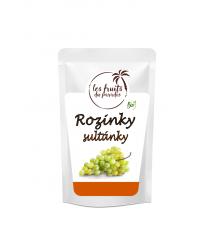 Rozinky Sultánky BIO 3 kg Les Fruits du Paradis