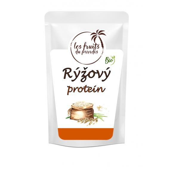 Rýžový protein BIO 500 g Les Fruits du Paradis