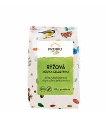 Rýžová mouka celozrnná BIO 450 g PROBIO